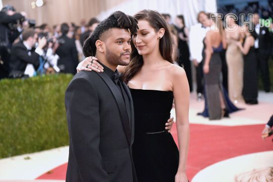Беллу Хадід та її екс-бойфренда The Weeknd заскочили за поцілунками – ЗМІ