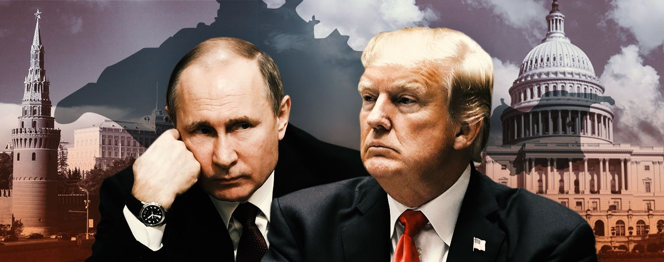 """США и Россия: """"крымское сближение"""" невозможно"""
