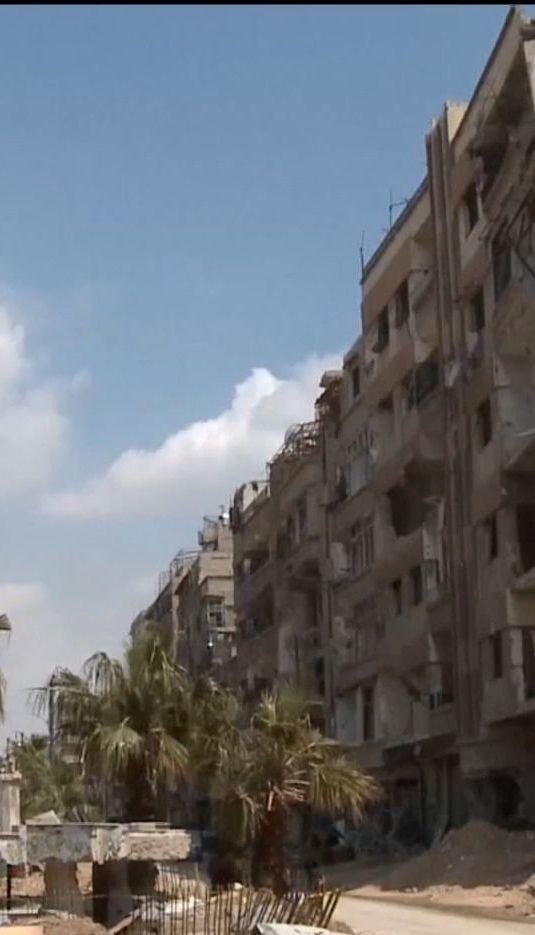 Сирійські та російські військові не пускають до Думи експертів Організації із заборони хімічної зброї