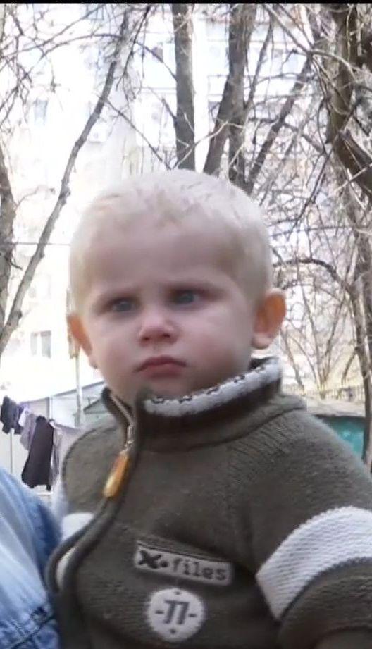 Подробности спасения маленького мальчика с пожара в Харькове