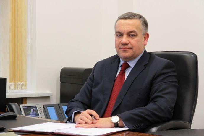 """Новий тимчасовий керівник """"Укртрансгазу"""" Андрій Хоменко"""