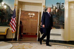 Вони не збили жодної: Трамп щиро здивувався заявам РФ про перехоплені ракети у Сирії
