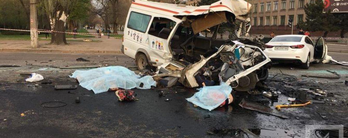 Смертельна аварія у Кривому Розі: поліція затримала одного з водіїв