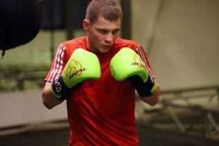 Непереможний український боксер Берінчик проведе наступний бій у Києві