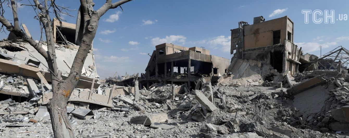 В Сирии инспекторы ОЗХО зашли в город, где произошла химическая атака