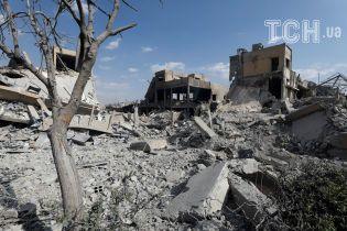 У Сирії невідомі ракети обстріляли бази режиму Асада