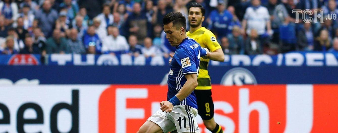 Коноплянка находится на пороге топ-100 футболистов Бундеслиги
