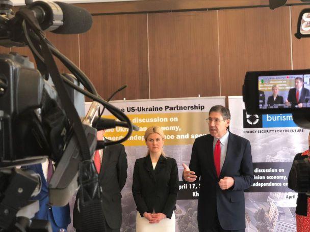 Burisma Group підтримала ініціативу щодо розвитку американо-українських відносин в енергетиці