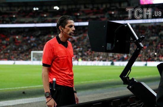 ФІФА назвала відеоарбітрів на ЧС-2018