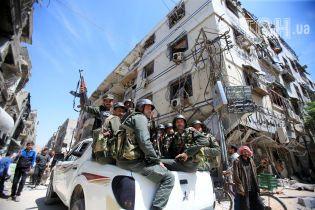 В Сирии обстреляли детскую больницу, есть погибшие