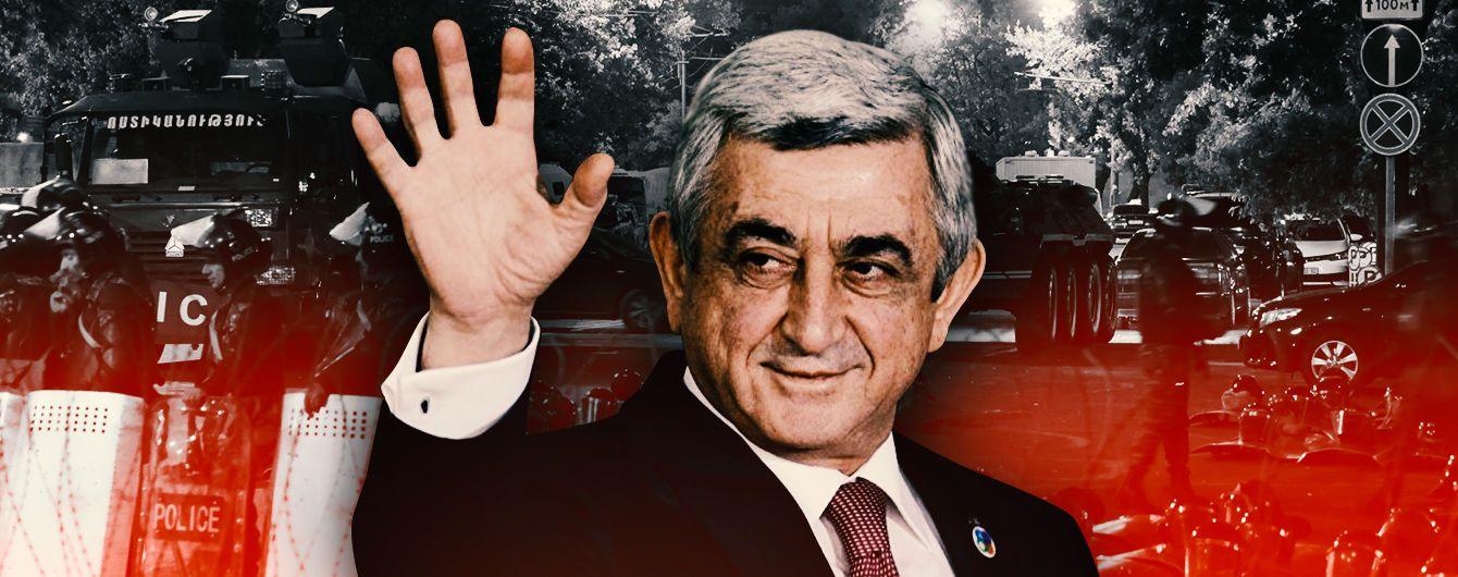 """Почему в Армении может не получиться """"бархатной революции"""""""