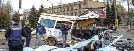 У реанімації померла дев'ята жертва кривавої ДТП у Кривому Розі