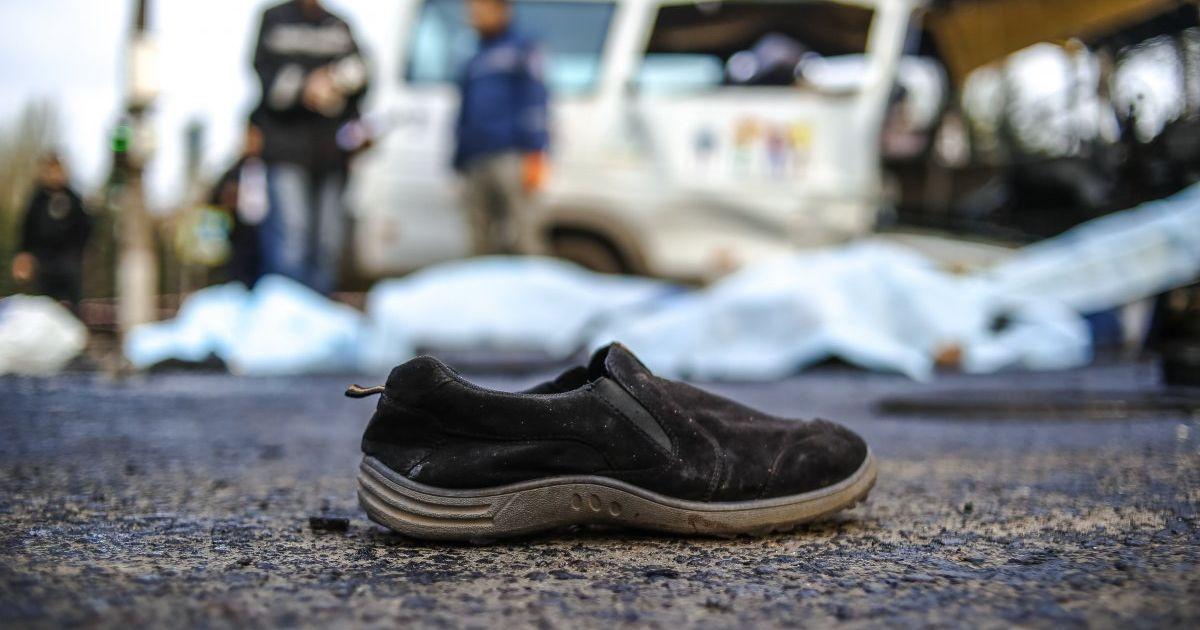 Серед загиблих восьми осіб під час аварії 17 квітня у Кривому Розі на  Дніпропетровщині семеро – були працівниками металургійного комбінату