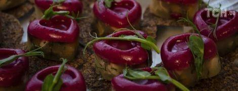 Устрицы, панское сало и уникальный десерт. На Венском балу будут угощать украинскими вкусностями