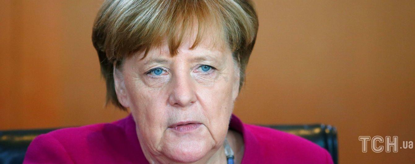 Меркель приїде до Сочі на зустріч з Путіним