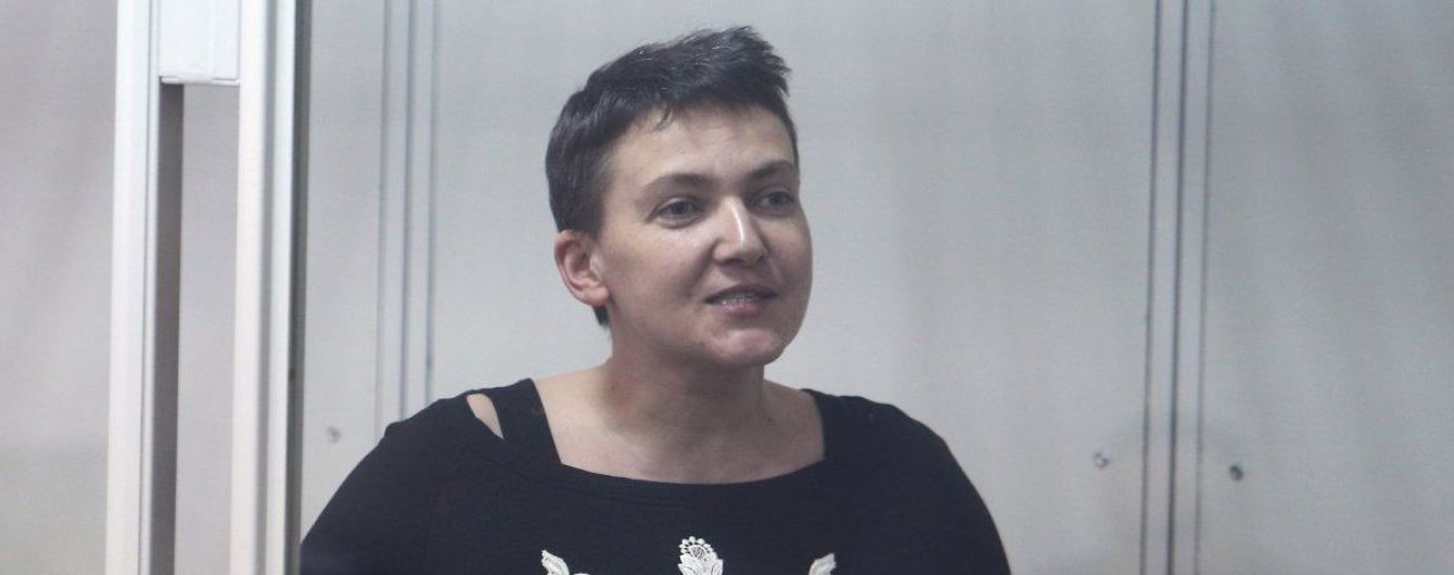 Савченко и Рубан не дают показаний – прокурор
