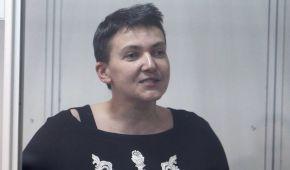 На Майдані зібралася акція на підтримку Савченко