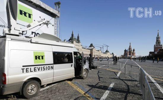 Велика Британія не відбиратиме ліцензії у пропагандистського каналу Russia Today