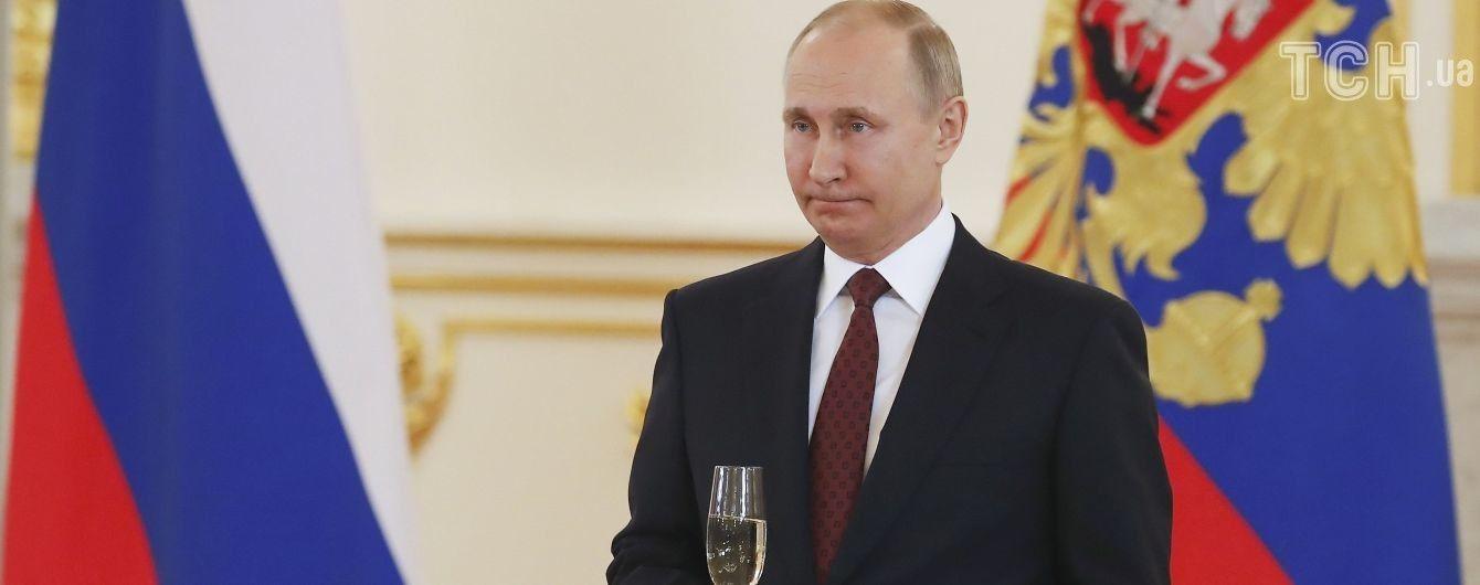 У Кремлі відбудеться четверта інавгурація нового-старого президента Росії Путіна
