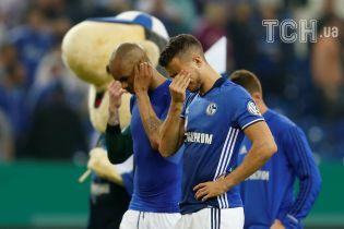 """""""Шальке"""" з Коноплянкою зупинився за крок від фіналу Кубка Німеччини"""