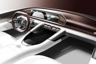 В шикарный Mercedes-Maybach встроили чайный сервиз