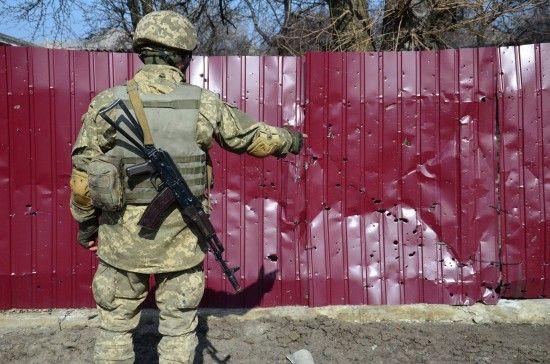 Бойовики зменшили кількість обстрілів та поранили українського бійця. Хроніка АТО