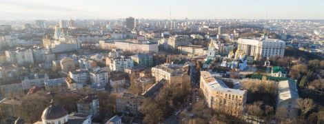 В Киеве появились 23 новых улицы и переулка