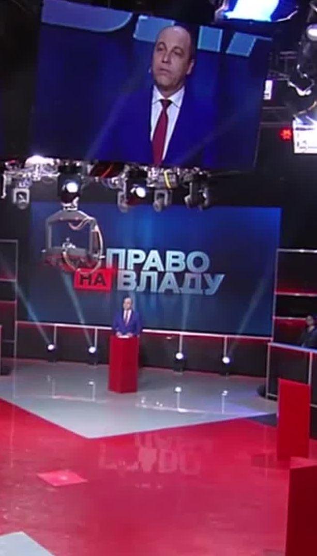 Досрочных выборов в Украине не будет - Парубий