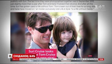 Том Круз не видел дочь более 4 лет