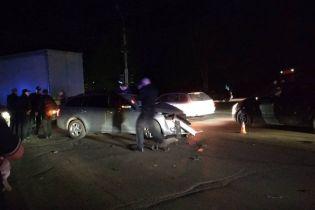 В Івано-Франківську п'яний священик тікав від копів і влаштував ДТП, є постраждалі