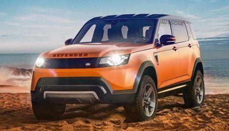 Land Rover планирует расширить модельный ряд