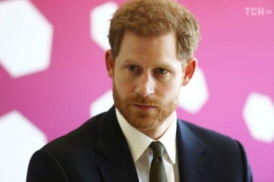Принца Гаррі визнали найгарнішим чоловіком королівської родини