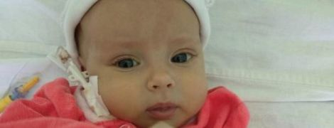 Ми хочемо бачити нашу крихітку живою - батьки Саші просять про допомогу