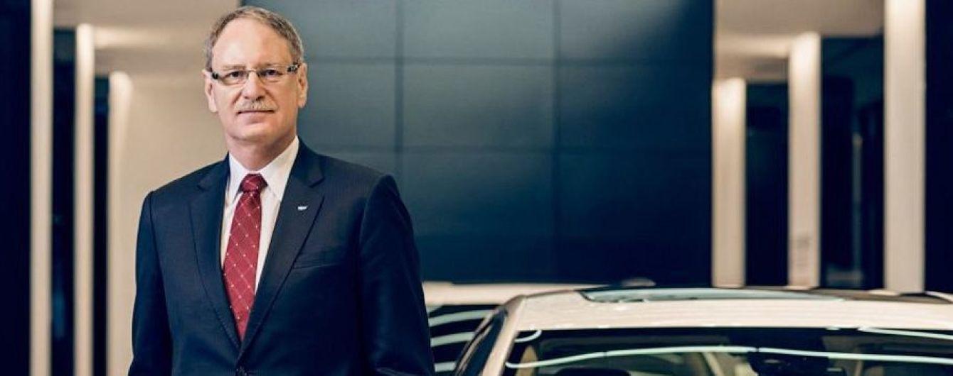 Компанию Cadillac покидает президент