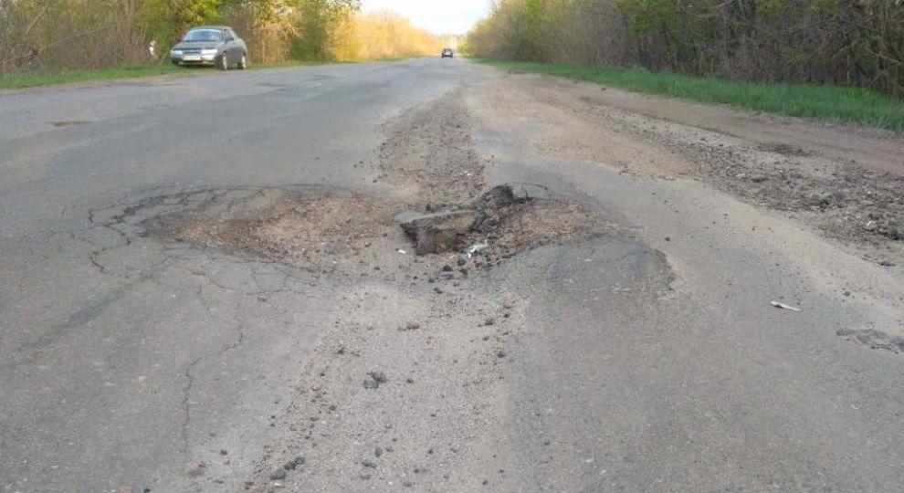 Прокуратура взялася за розкрадання мільйонів гривень на ремонті траси Кучурган - Овідіополь