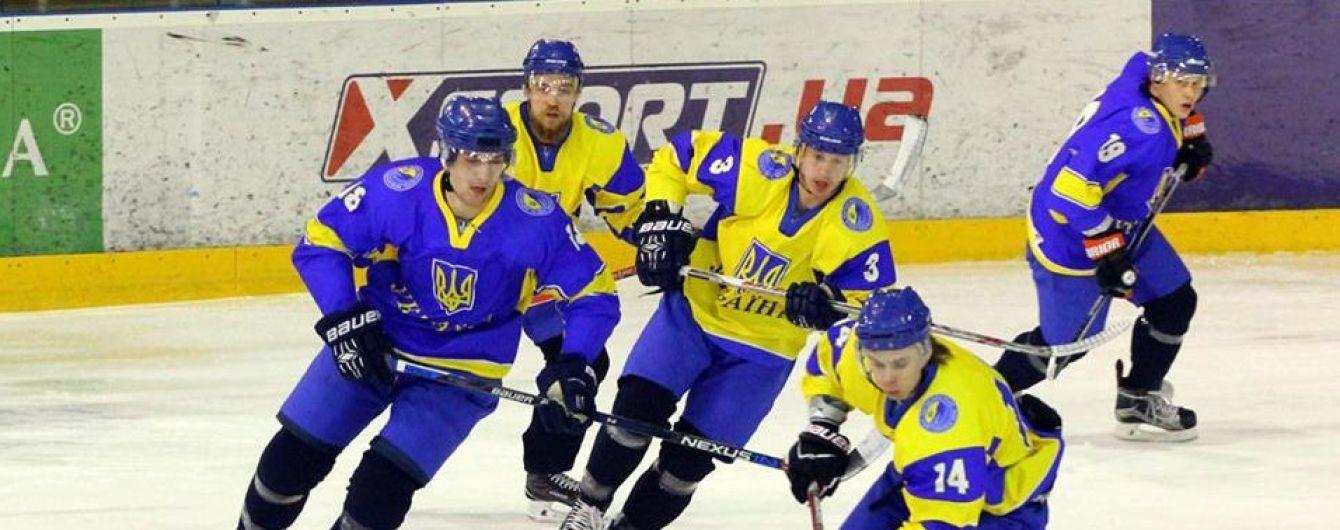Збірна України назвала склад на хокейний чемпіонат світу у Литві