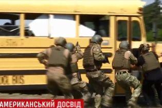 """Украинские правоохранители и пограничники """"вступили"""" в полицейскую академию в Техасе"""