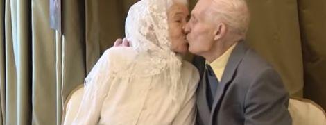 В Киеве супруги отпраздновали 60-летие свадьбы и поделились секретами счастливой семейной жизни