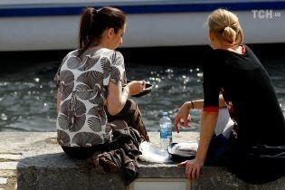 """""""Квітневе літо"""" у Німеччині б'є температурні рекорди"""