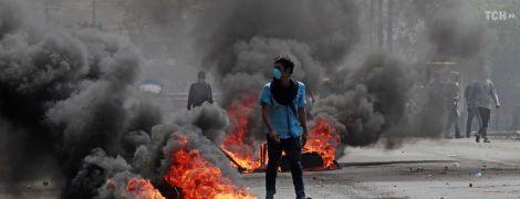 У Нікарагуа не вщухають антиурядові протести, півдесятка загиблих