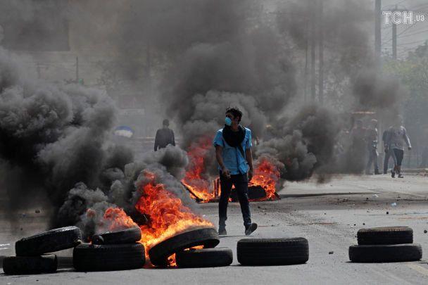 ВНикарагуа массовые протесты переросли вбеспорядки