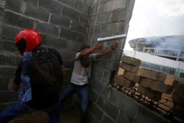 ВНикарагуа погибли участники протестов против пенсионной реформы