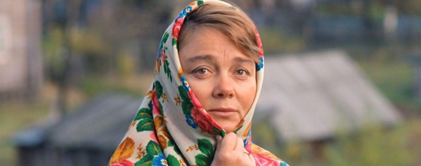 У Москві померла відома російська акторка Ніна Дорошина