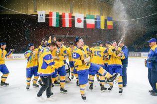 Нагородження та яскраві емоції: як збірна України святкувала перемогу на чемпіонаті світу з хокею