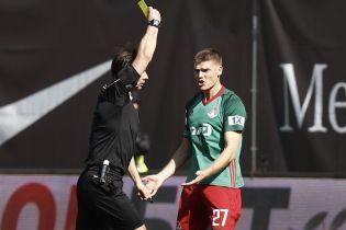 """Російський футболіст написав слово """"дебіли"""" на протоколі допінг-контролю"""