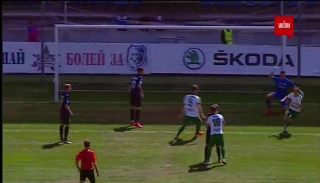 Черноморец - Александрия - 0:1. Видео гола Старенького