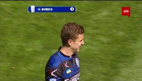 Черноморец - Александрия - 1:2. Видео гола Бобко