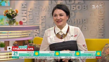 Народная артистка Наталья Сумская: самое большое чудо для актера - придумать идею спектакля