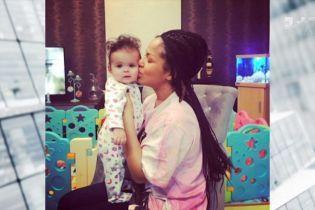 Гайтана рассказала, собирается ли во второй раз беременеть