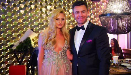 Микола Тищенко влаштував бал на честь дня народження дружини